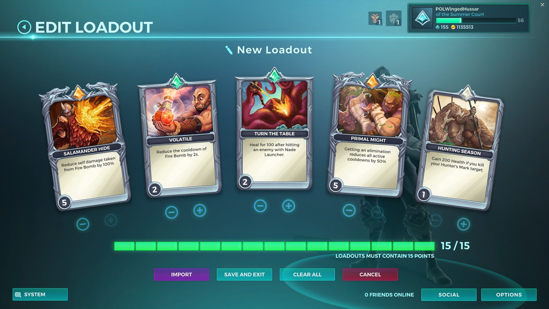 best deck build for tyra in paladins allgamers