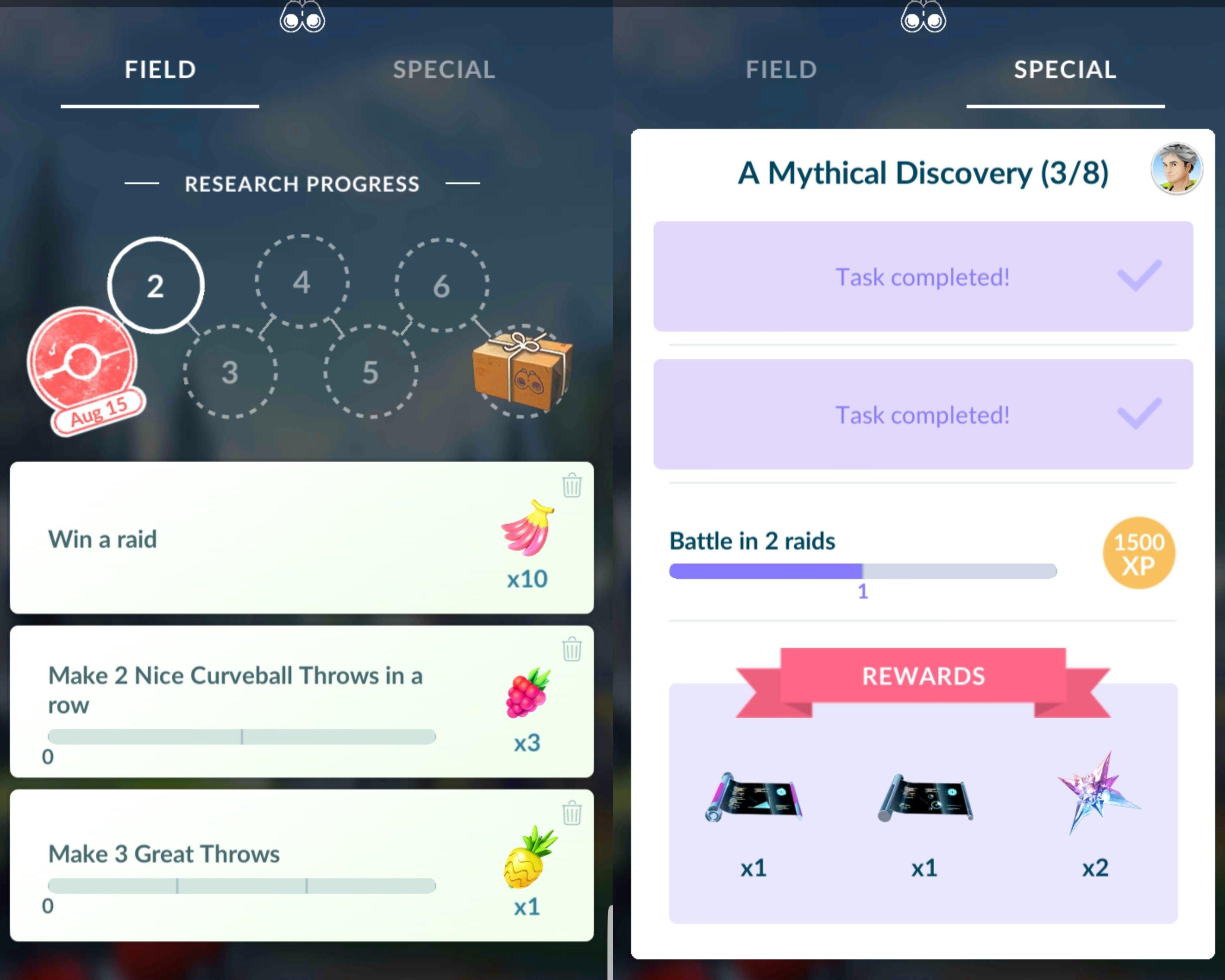 How to get Celebi in Pokémon GO | AllGamers
