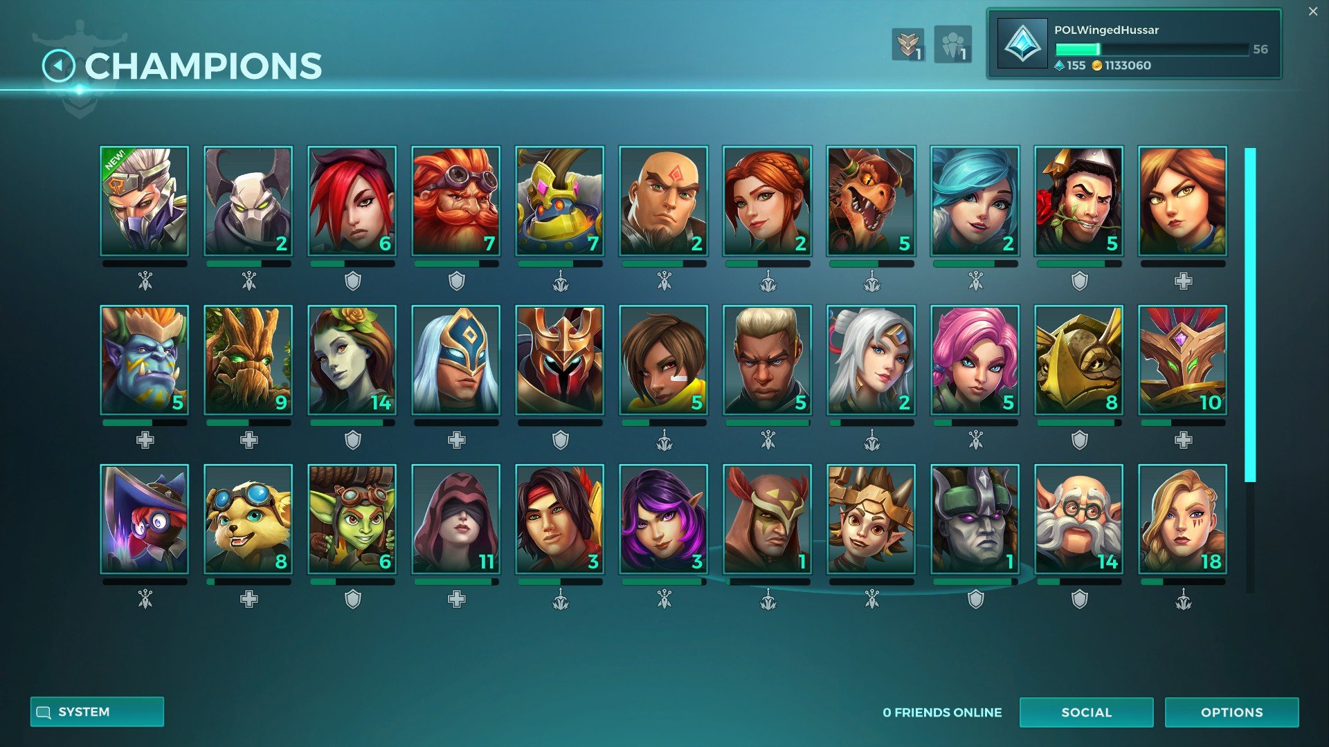 How to unlock Champions in Paladins | AllGamers