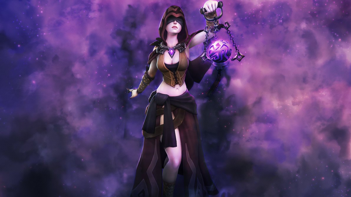 Seris. The best champions to pick in each class in Paladins