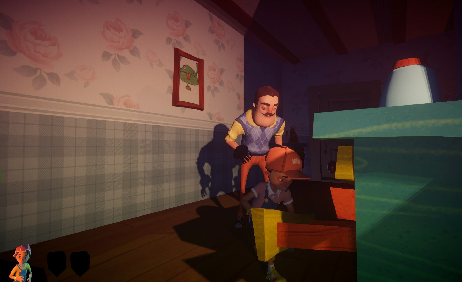 Everything we know about Secret Neighbor | AllGamers