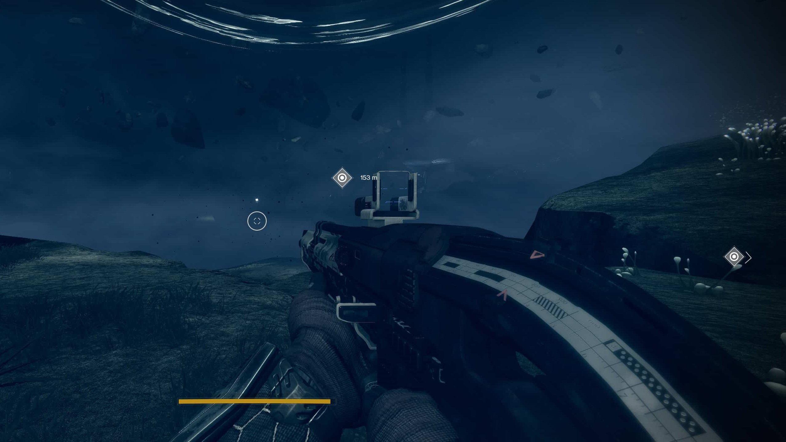 The shattered ruins. Where to Find Toland in Destiny 2 Forsaken