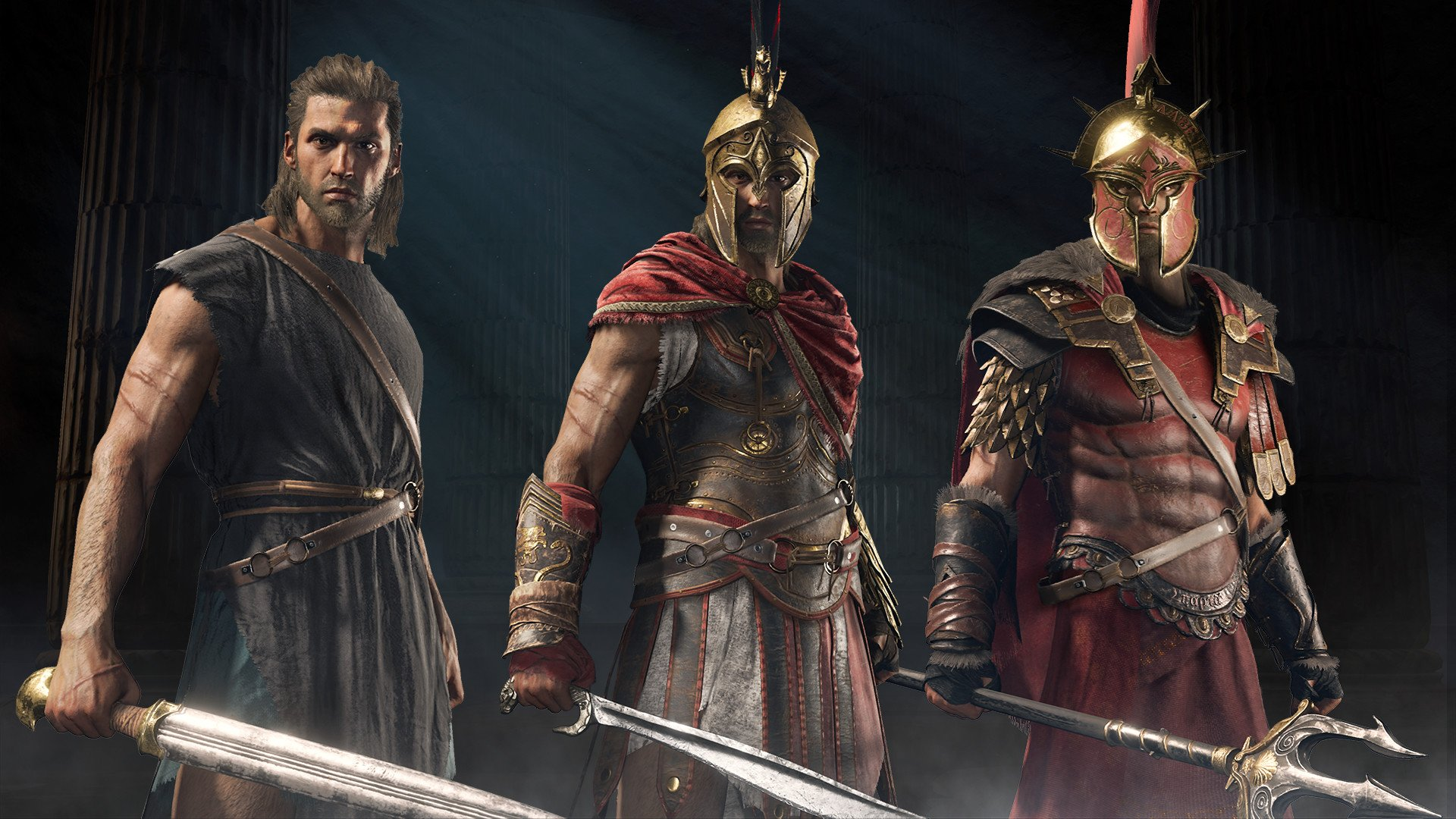 All Voice Actors In Assassin S Creed Odyssey Allgamers