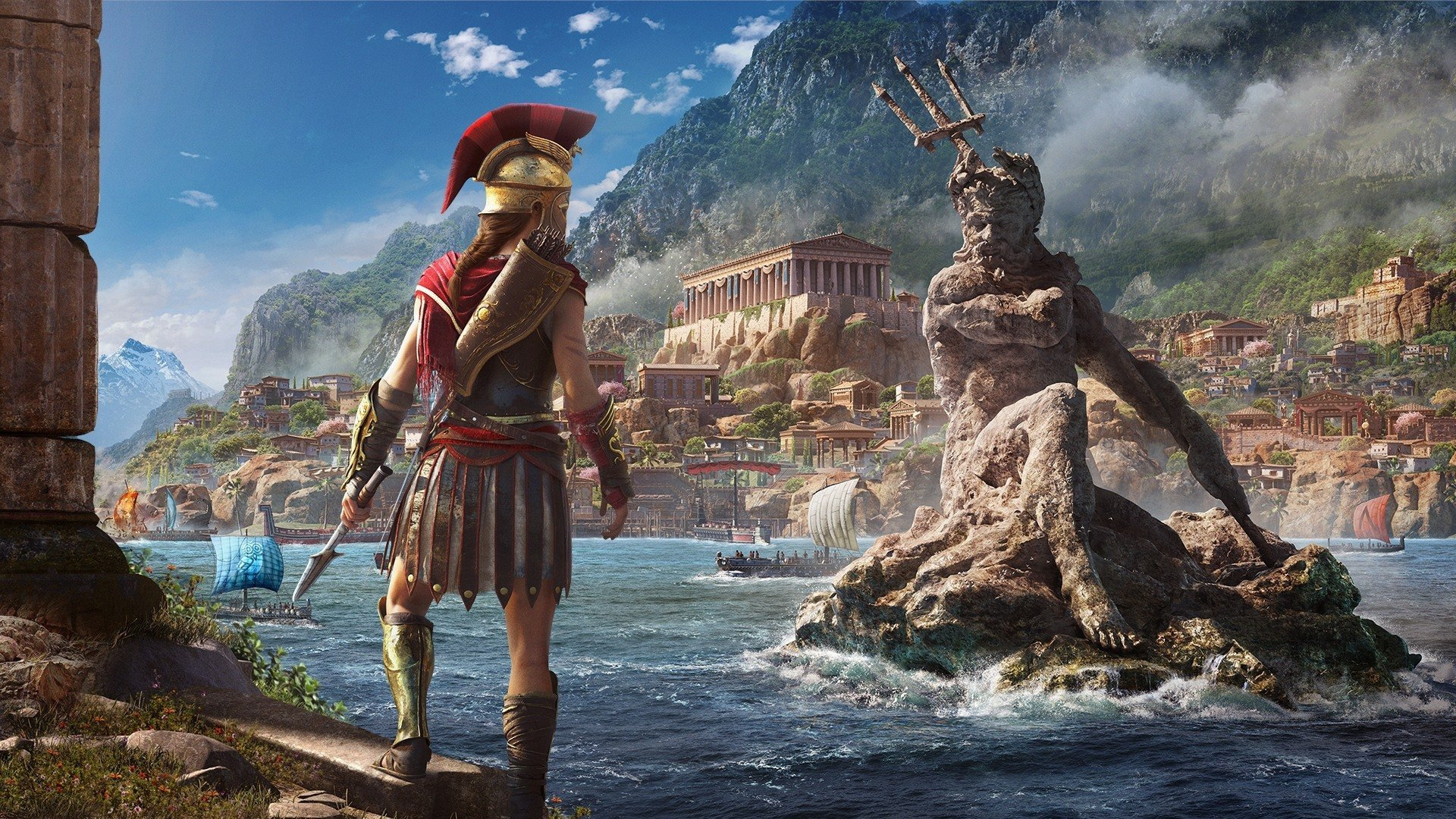 What does Misthios mean in Assassin's Creed Odyssey