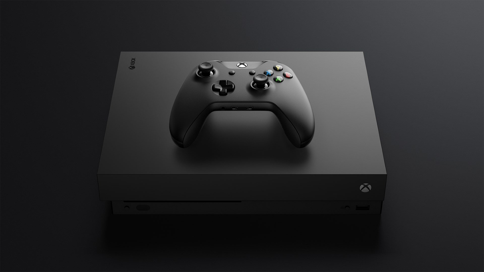 The best Xbox One X deals for Black Friday 2018 © Microsoft