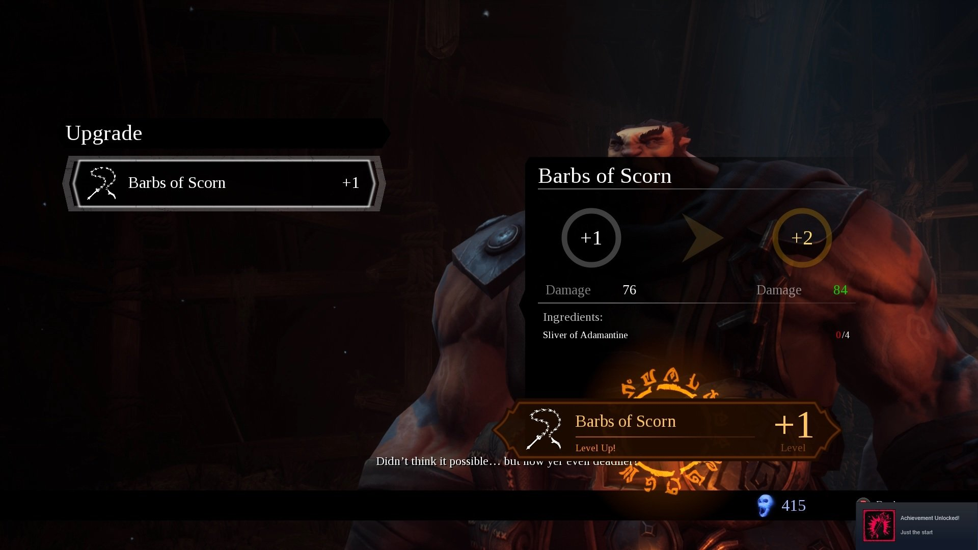 How to upgrade Weapons and Enhancements in Darksiders 3