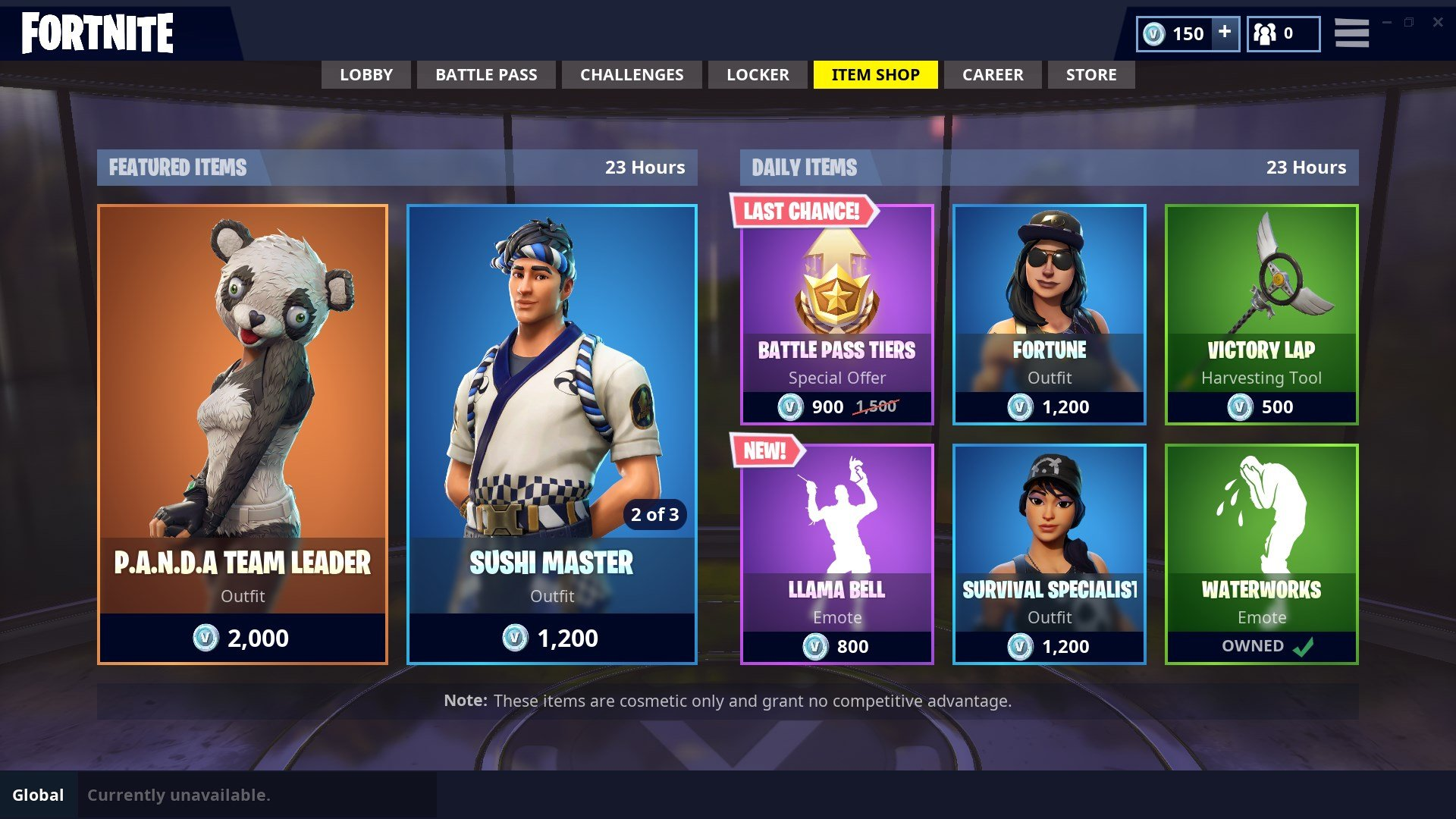 you can only send gifts of items that are in the item shop s current rotation in - how to gift a skin on fortnite 2019
