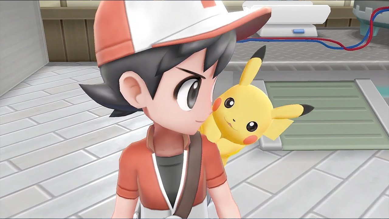 difference between pokemon eevee and pikachu