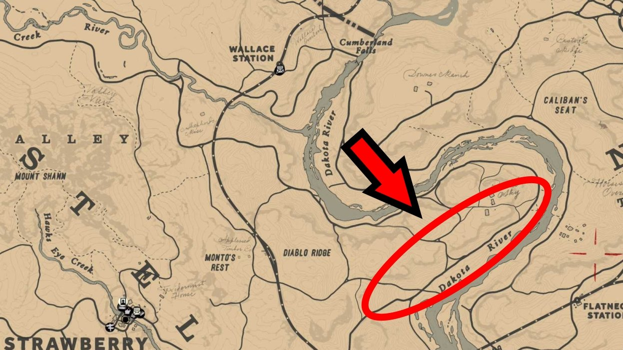 Where to find and hunt Woodpeckers in RDR2