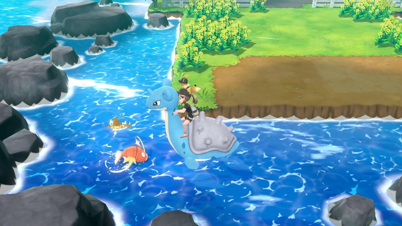 pokemon lets go game corner