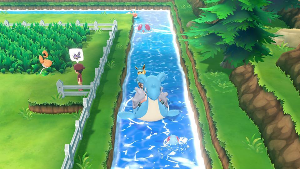 Where to get Dratini in Pokémon: Let's Go | AllGamers