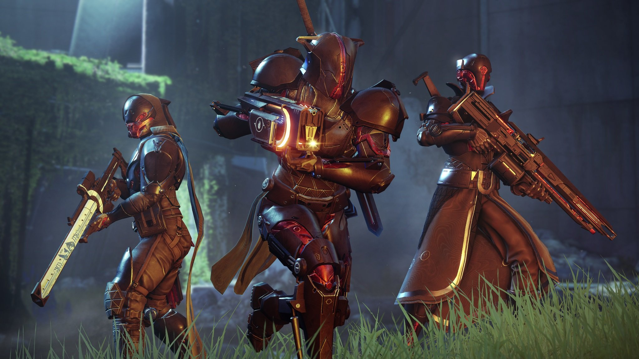 Destiny 2 team tackling Scourge of the Past raid