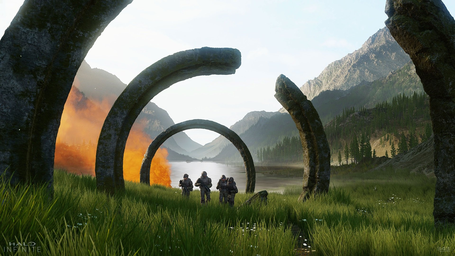 Halo Infinite from developer 343 Industries