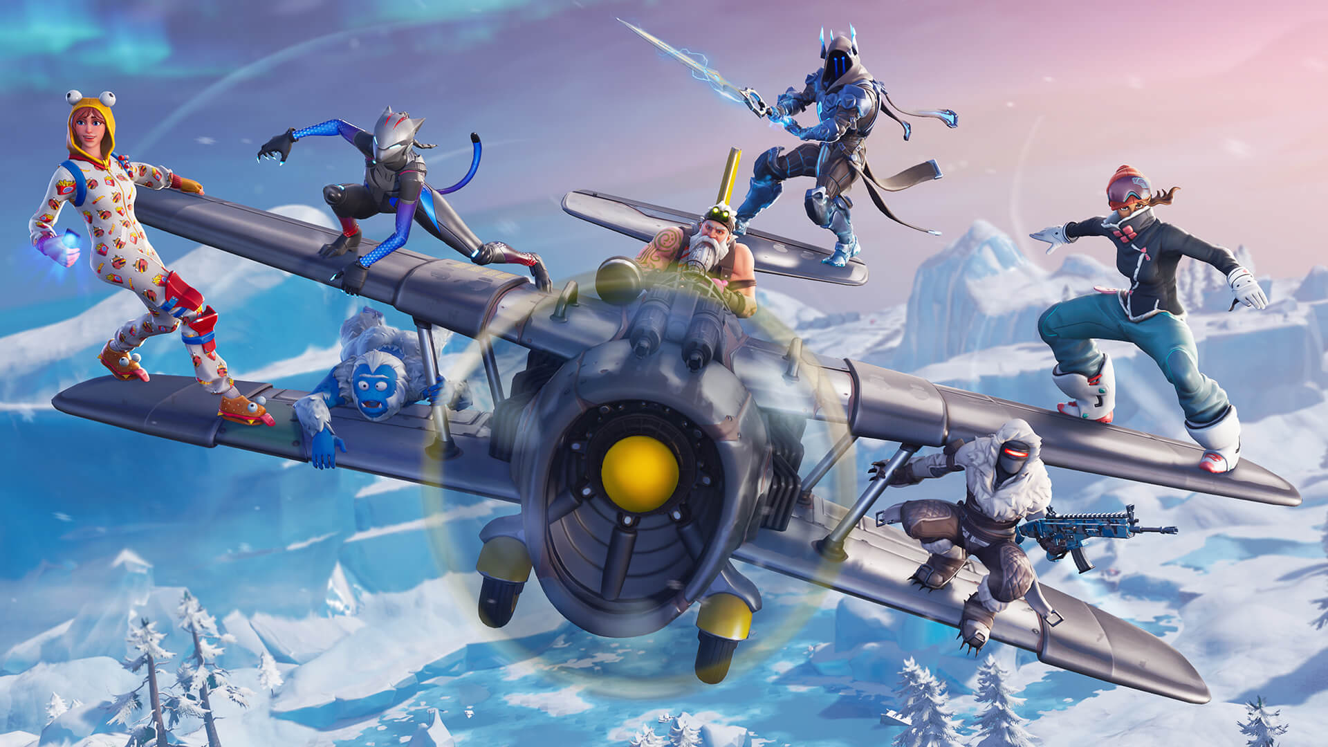 The Week 2 challenges are now live in Season 7 of Fortnite