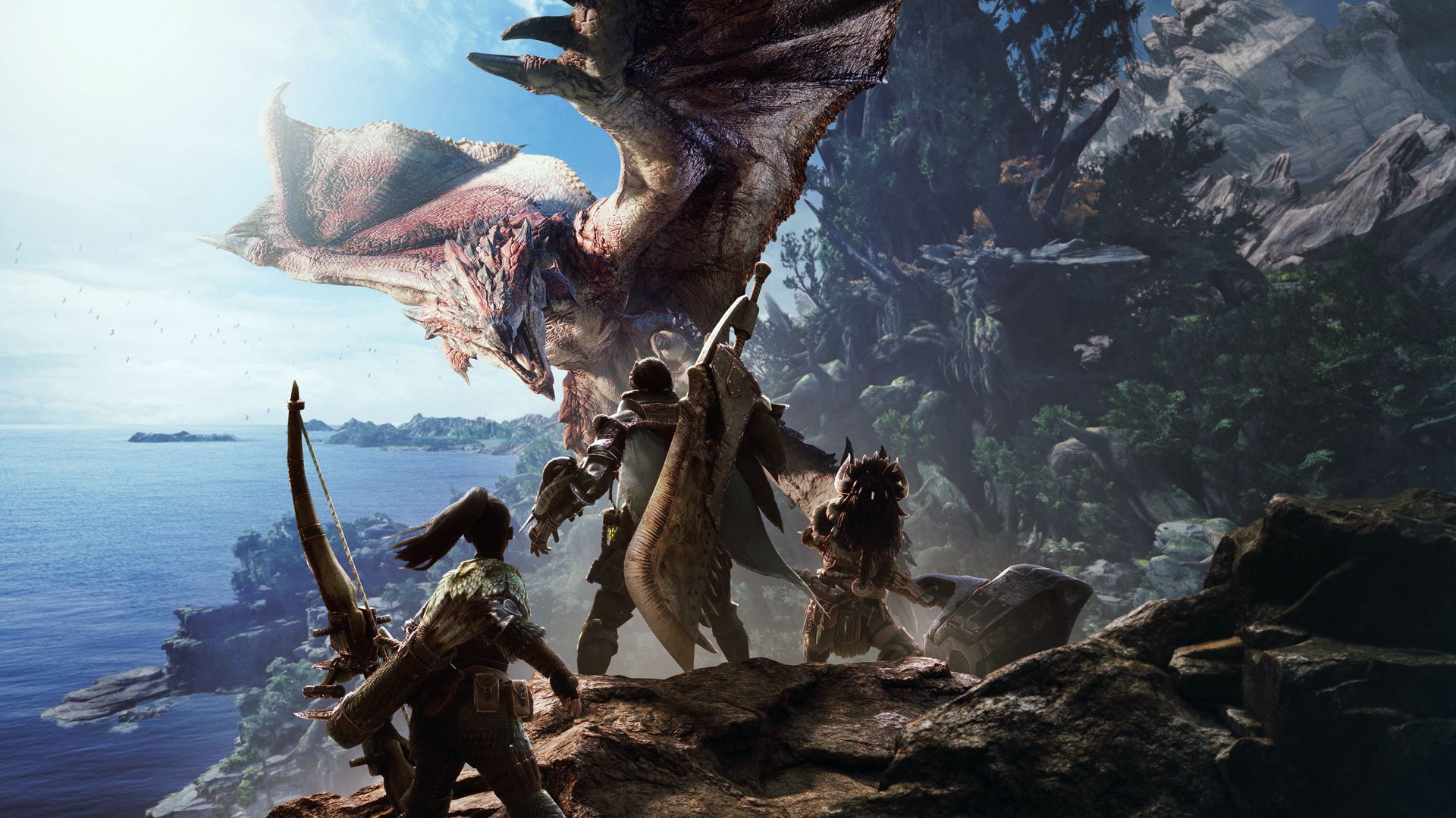 Monster Hunter: World is available for $20 during the Game Days Sale
