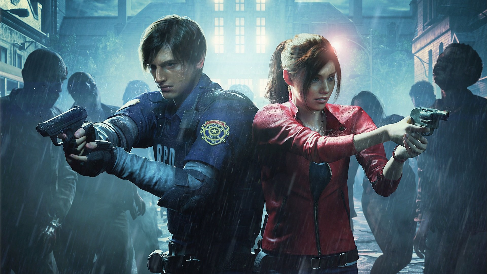 Resident Evil 2 Remake coming in January 2019