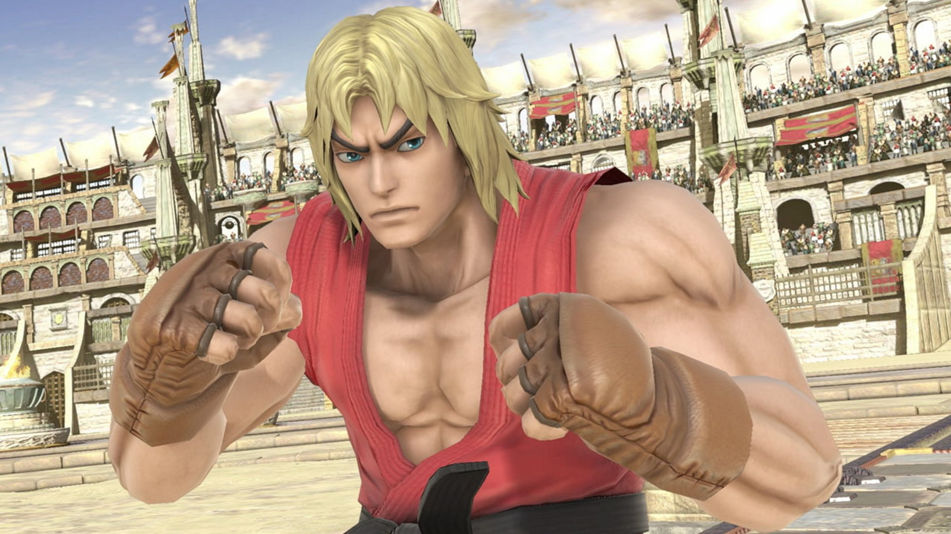 Ken looks read for a fight. How to unlock Ken in Super Smash Bros Ultimate
