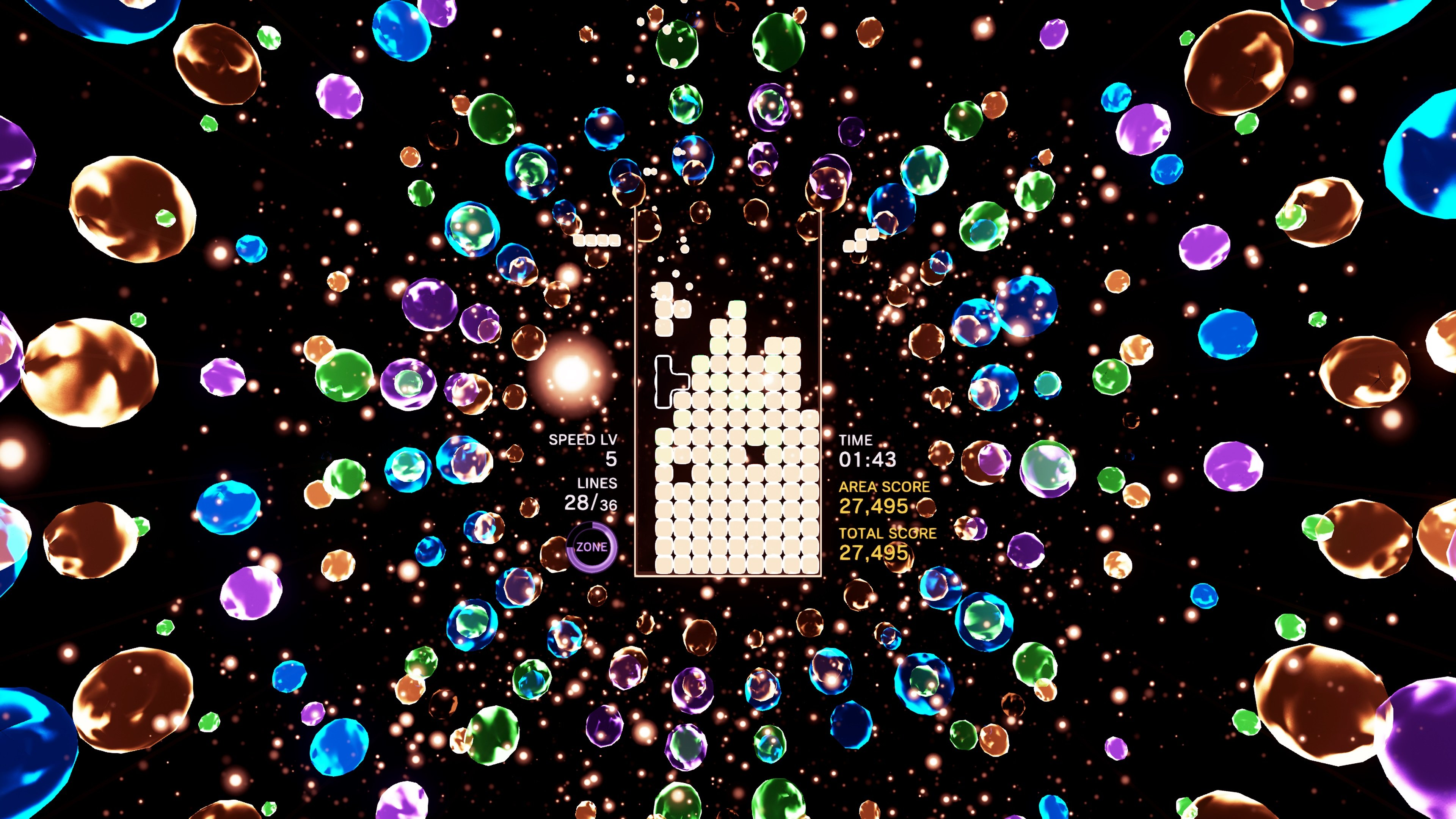 Tetris Effect has been discounted to $20 during the Game Days Sale