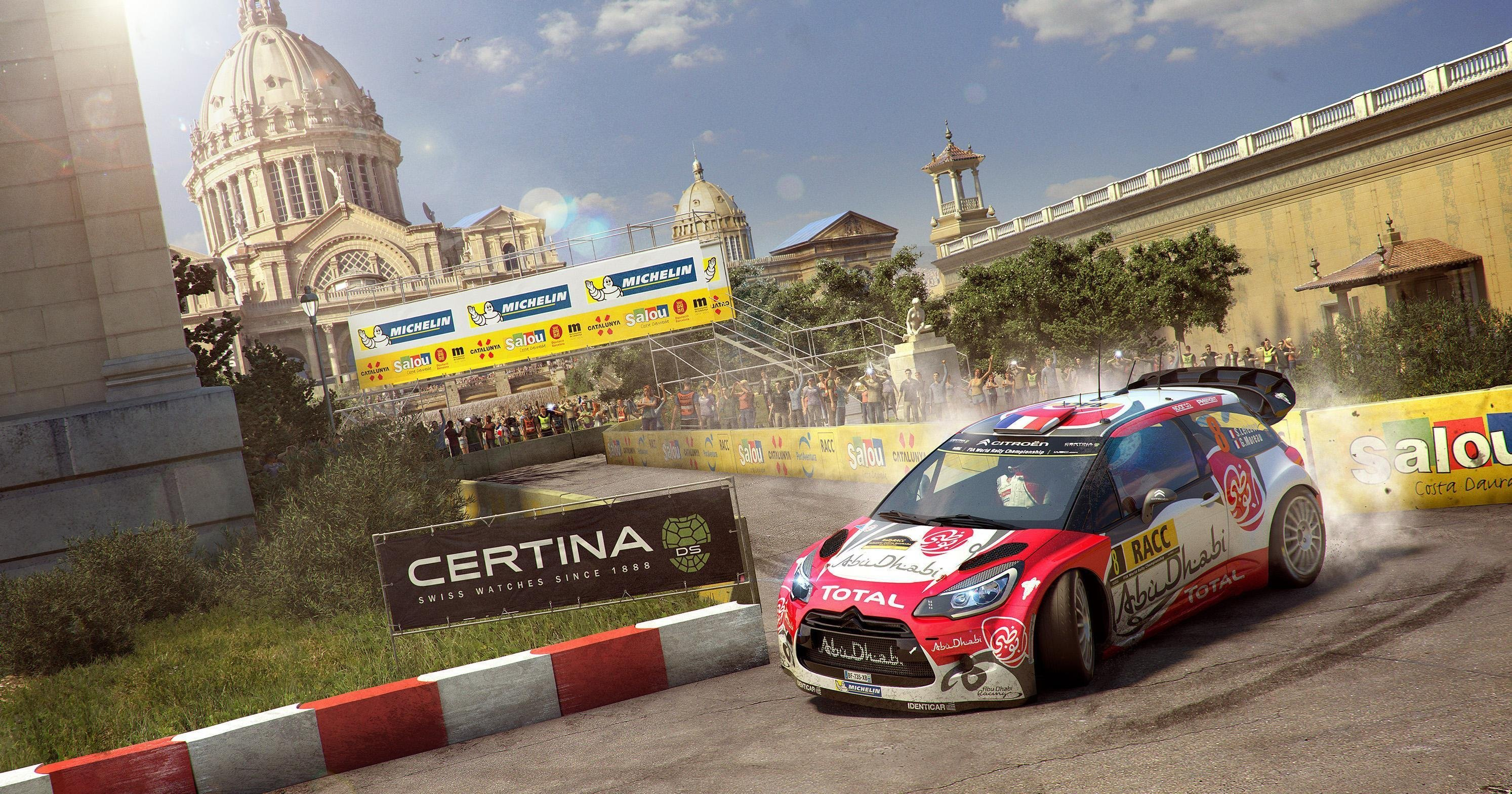 WRC 6 as part of Xbox Live Games With Gold