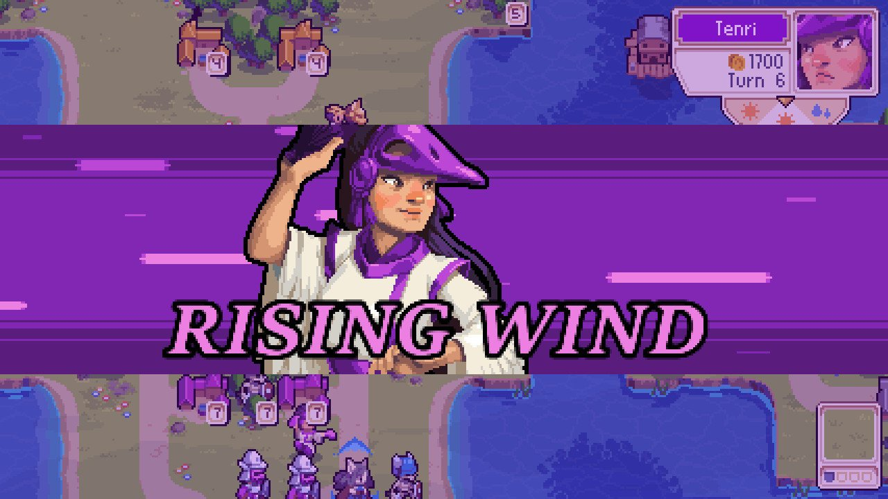 All Commander powers in Wargroove