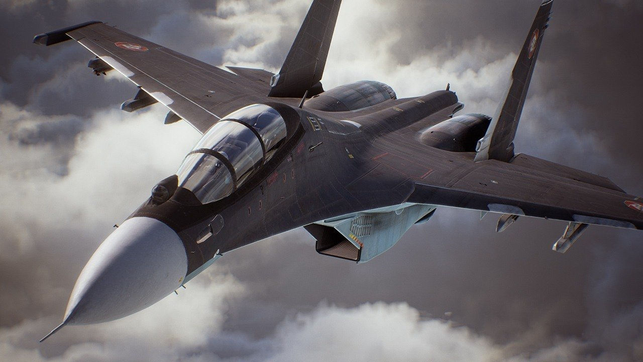PS4 controls layout guide for Ace Combat 7: Skies Unknown