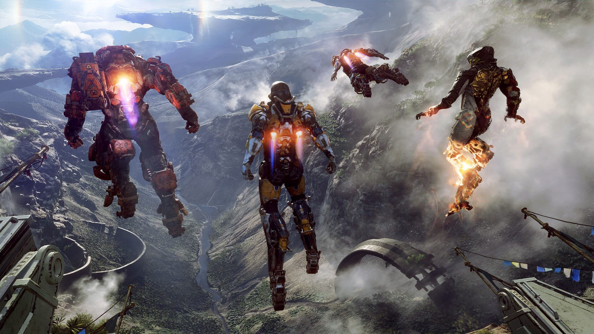 You can pre-load the Anthem demo even if you don't have a VIP code.