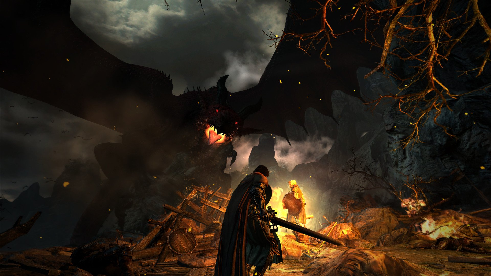 Dragon's Dogma: Dark Arisen will release for Nintendo Switch this April
