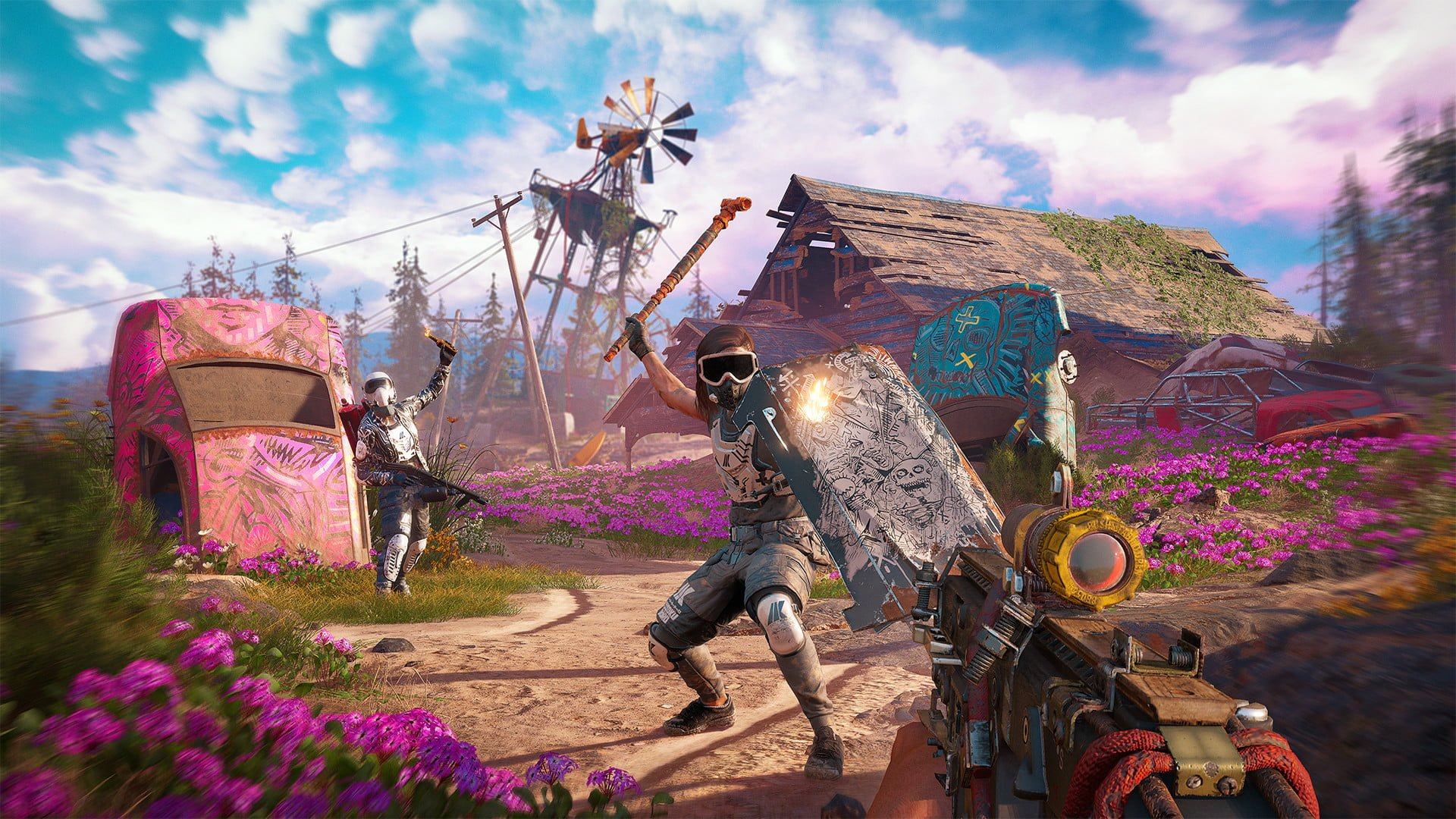The minimum and recommend PC requirements for Far Cry: New Dawn are now available for review.