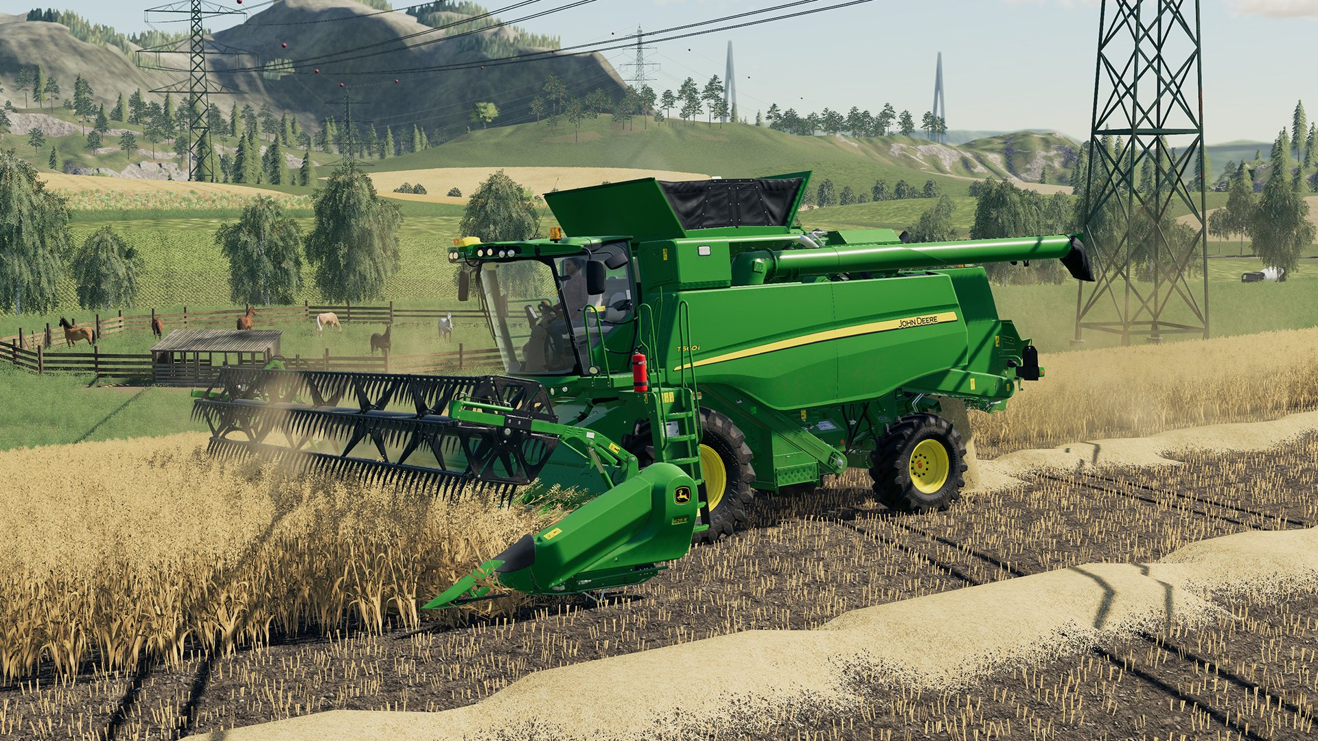 Season 2 of the Farming Simulator Championship will include a new 3v3 mode.