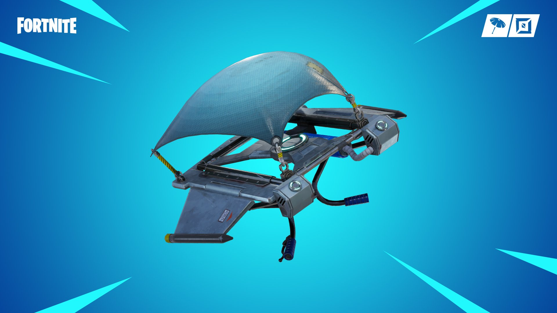 Update v7.20 includes the return of the Glider in Fortnite.