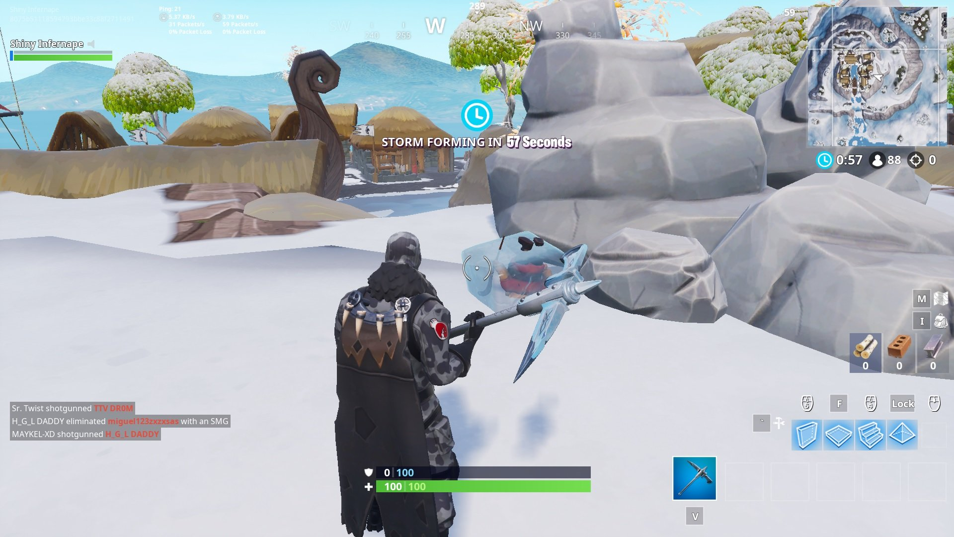Where to search chilly gnomes in Fortnite season 7