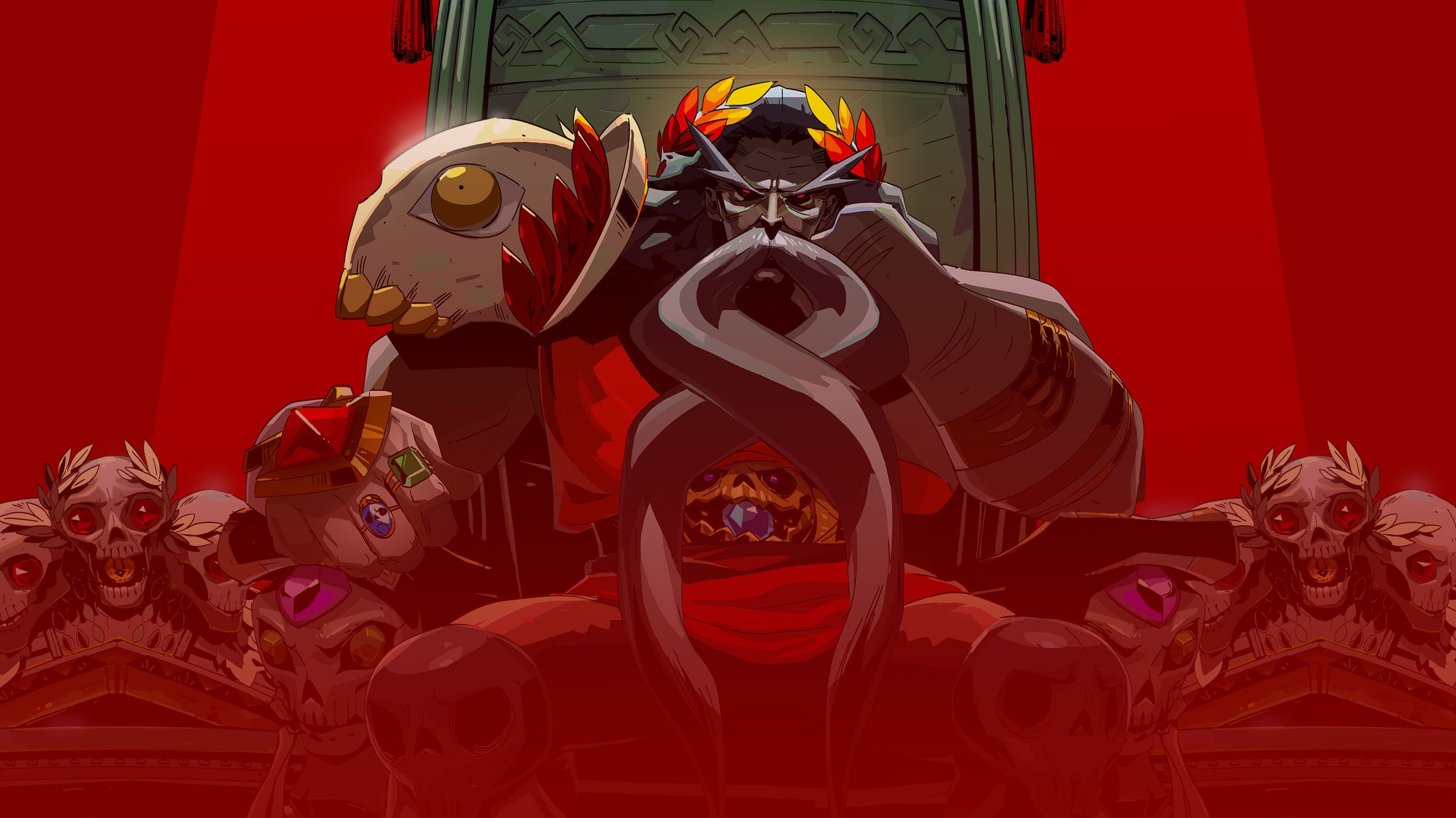 Hades has a deep story ripe with backstory on its protagonist, Zagreus.