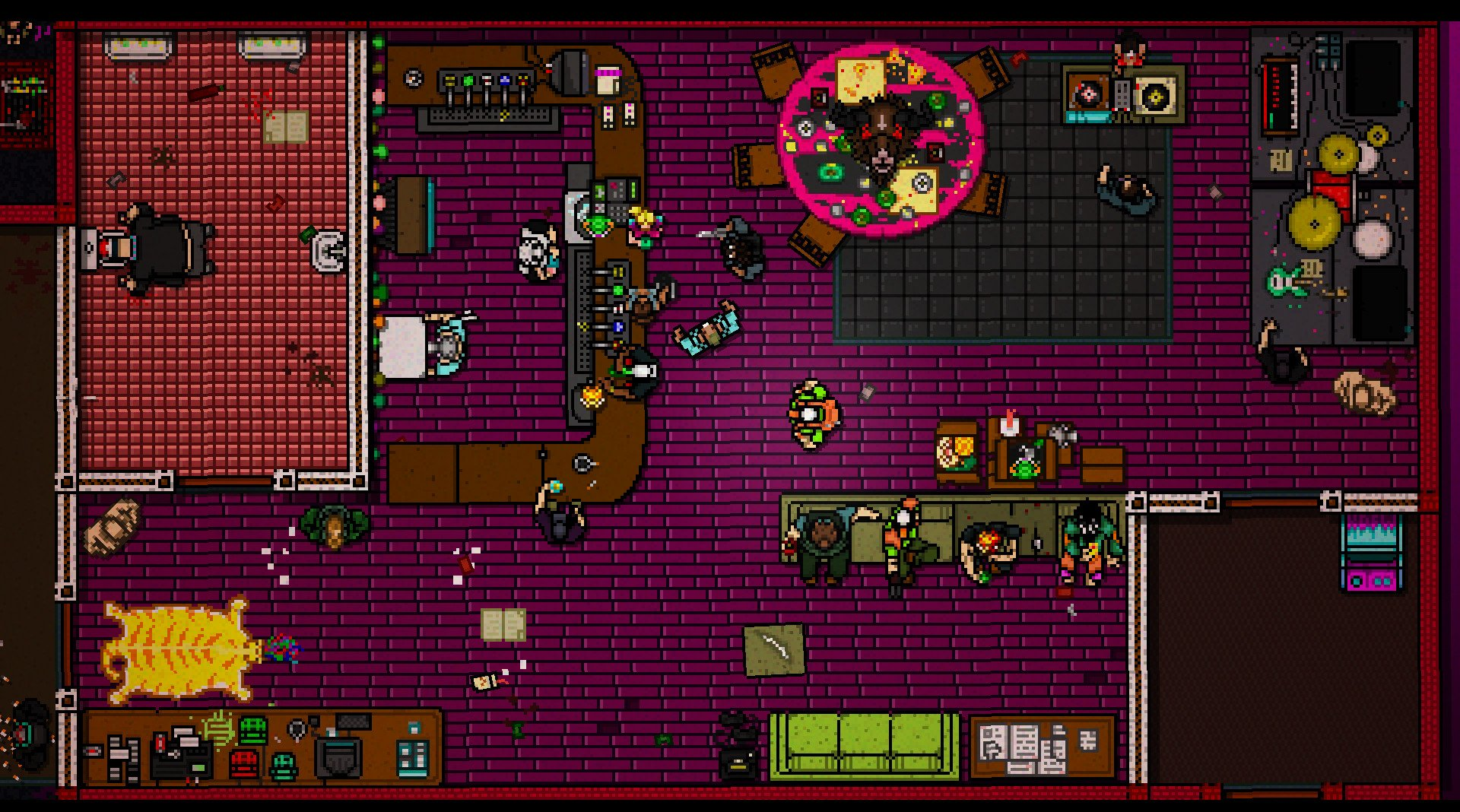 Hotline Miami 1 and 2 are available for free to Twitch Prime members this month