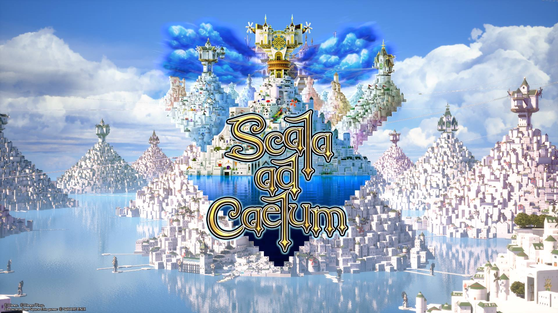 The final world that you'll unlock in Kingdom Hearts 3 is Scala ad Caelum.