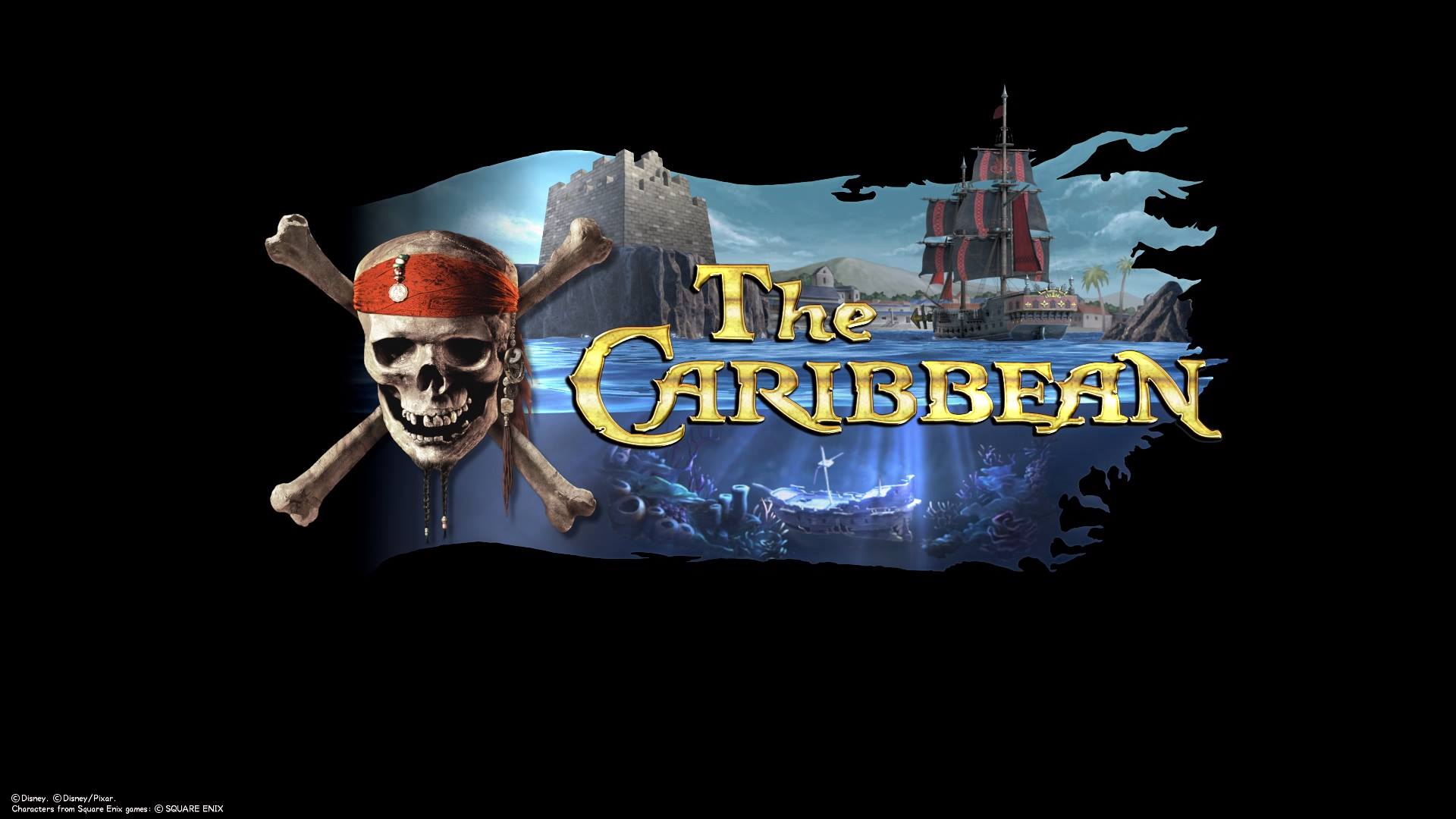 The 7th world that unlocks in Kingdom Hearts 3 is The Caribbean.