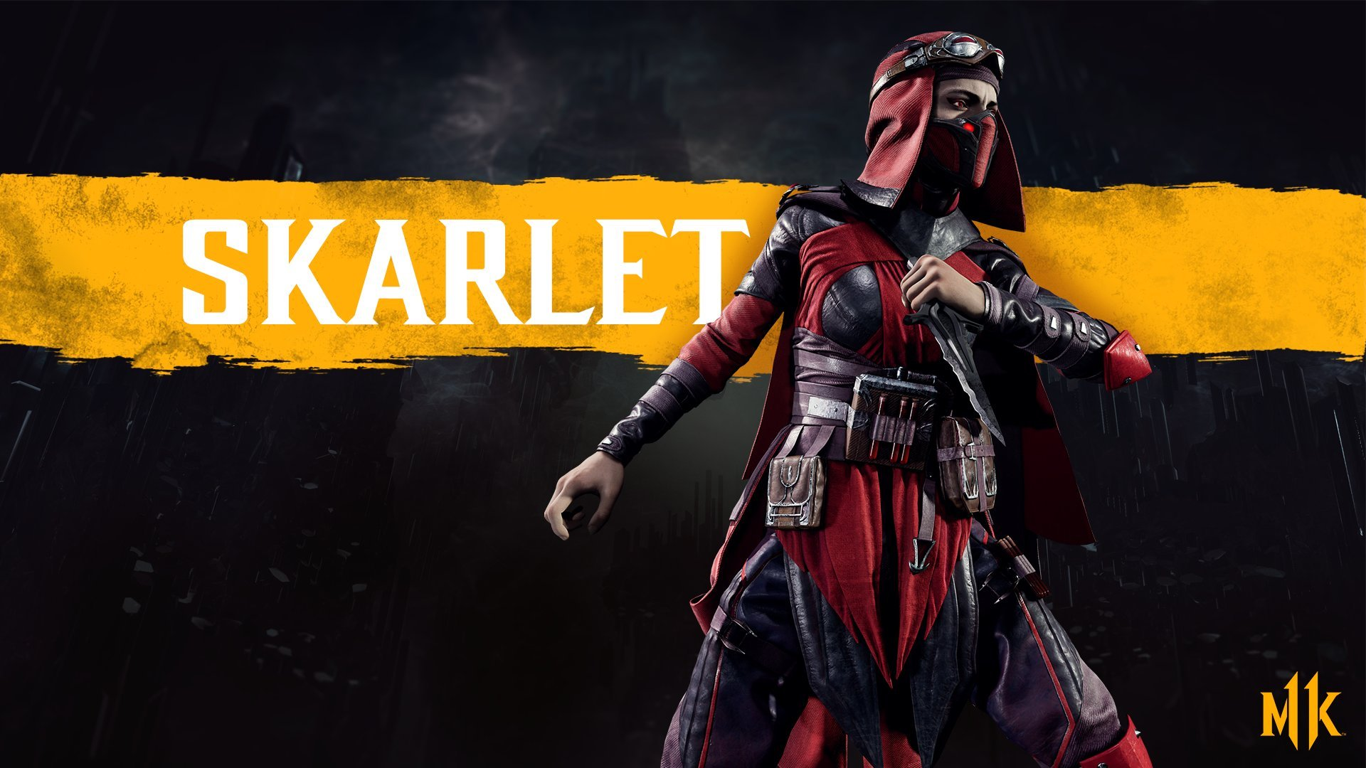 All confirmed characters for Mortal Kombat 11