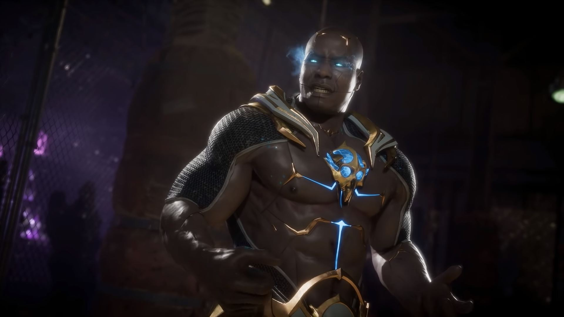 The Mortal Kombat 11 livestream revealed a brand new playable character, Geras.