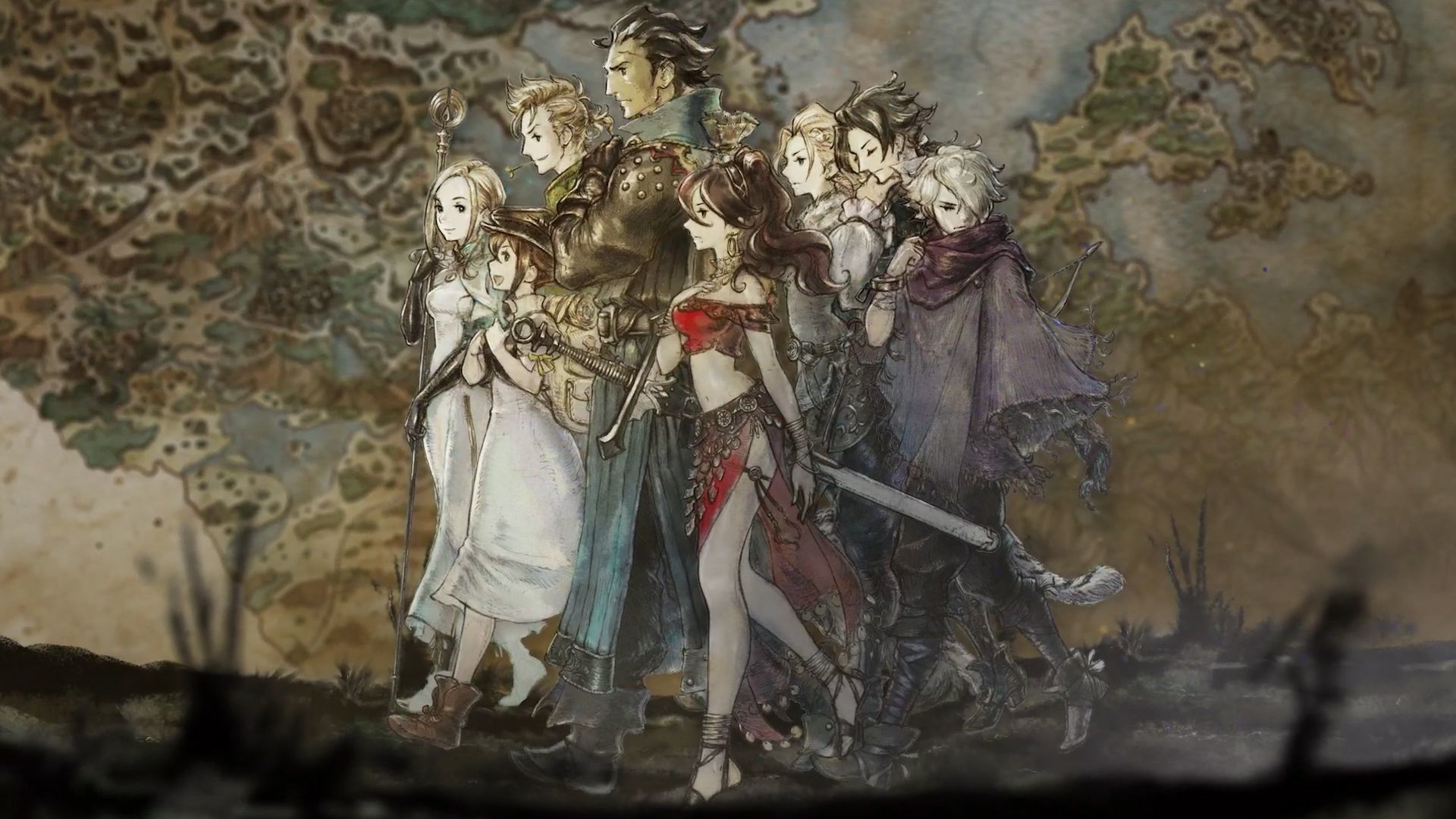 You can get Octopath Traveler for $41.99 during Nintendo's New Year's Digital Sale.