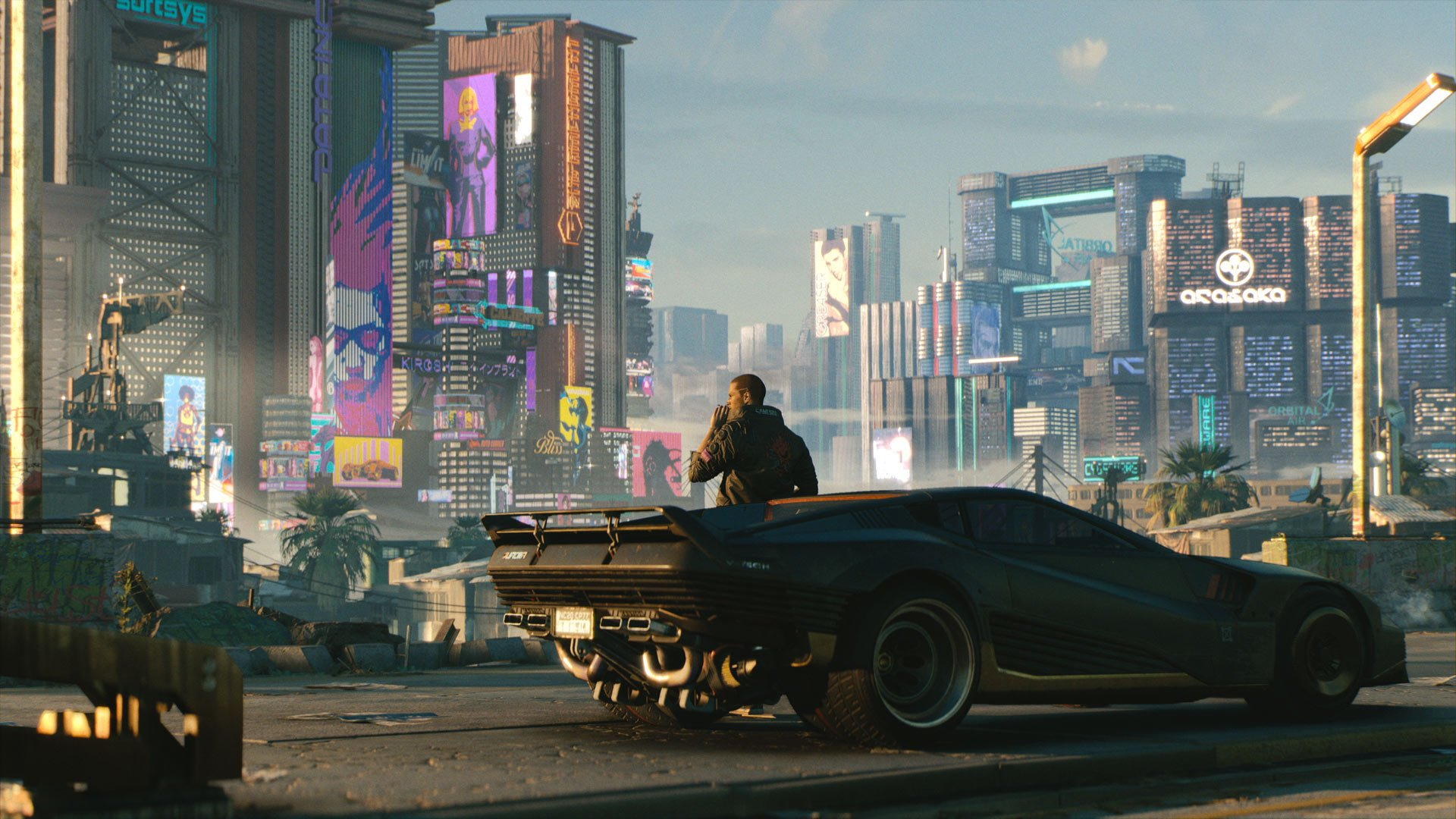 If it releases in 2019, Cyberpunk 2077 will be available on Windows PC.