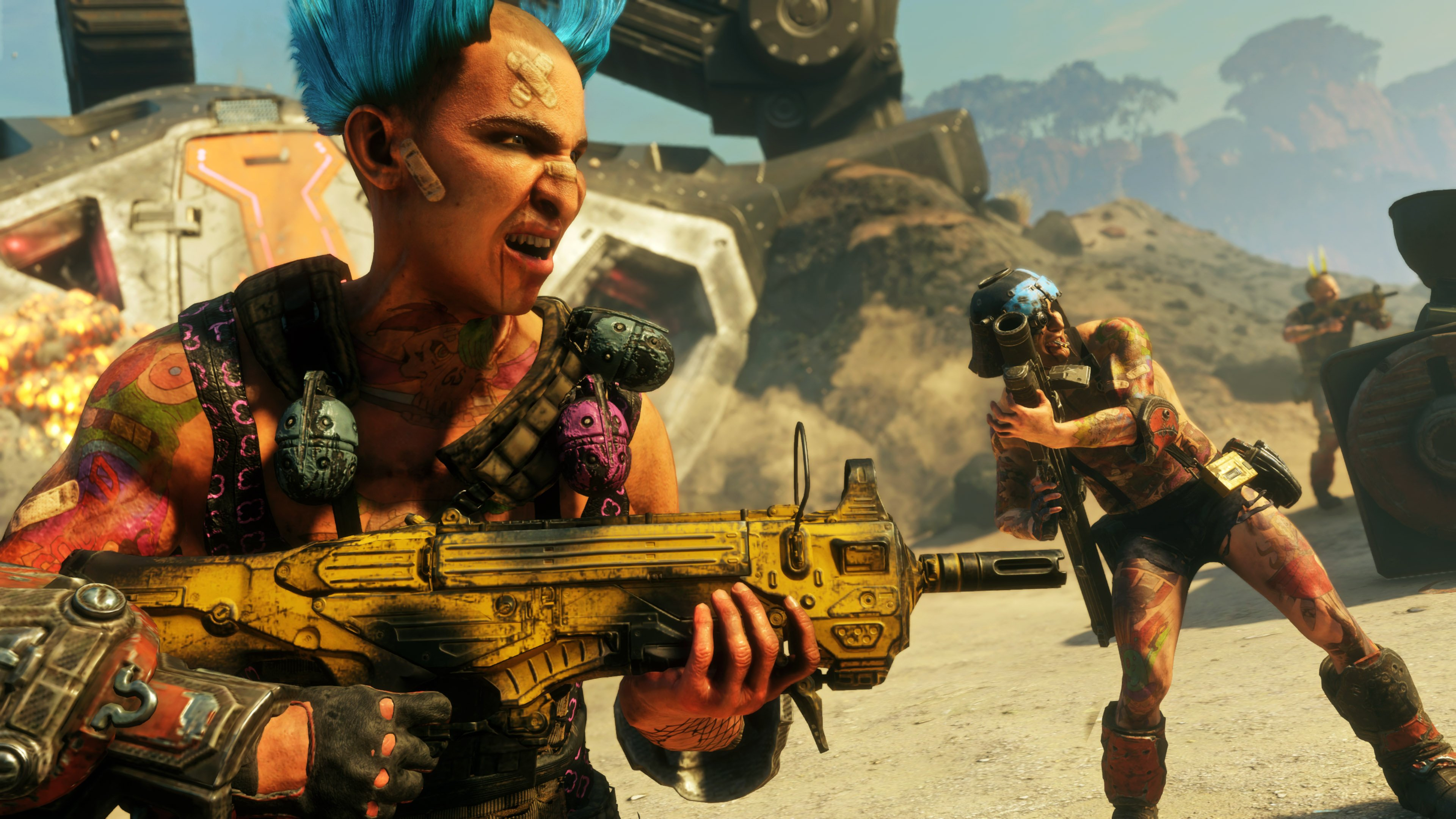 Rage 2 hands on preview