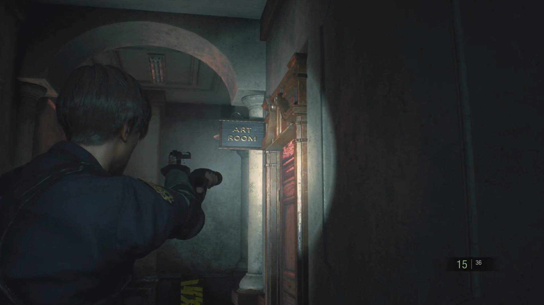 How to get the shotgun in Resident Evil 2