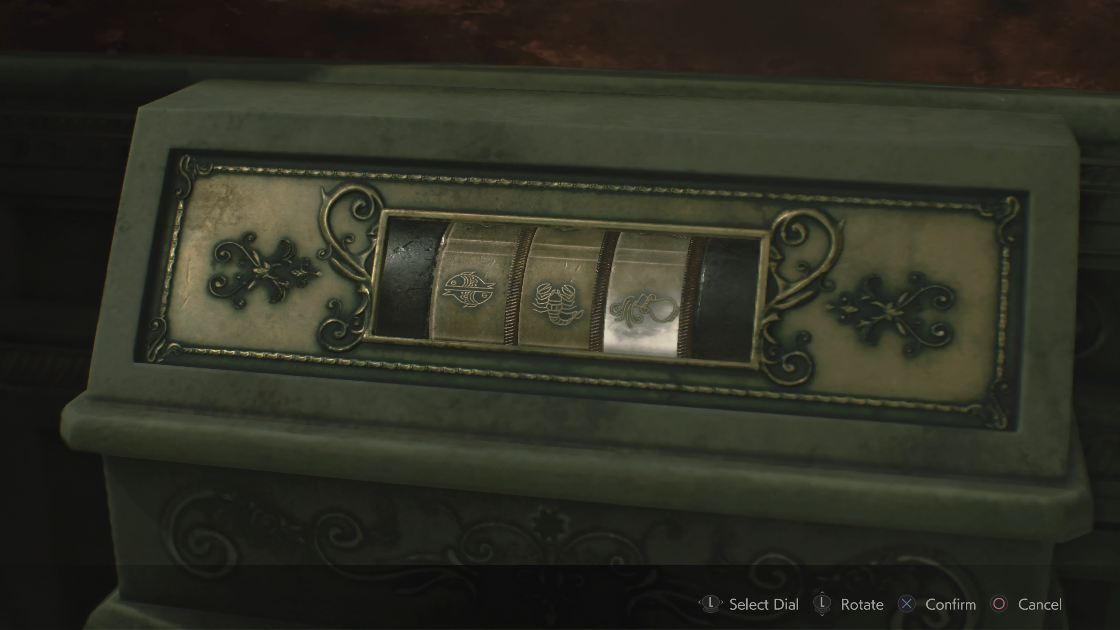 How to solve all medallion statue puzzles in Resident Evil 2