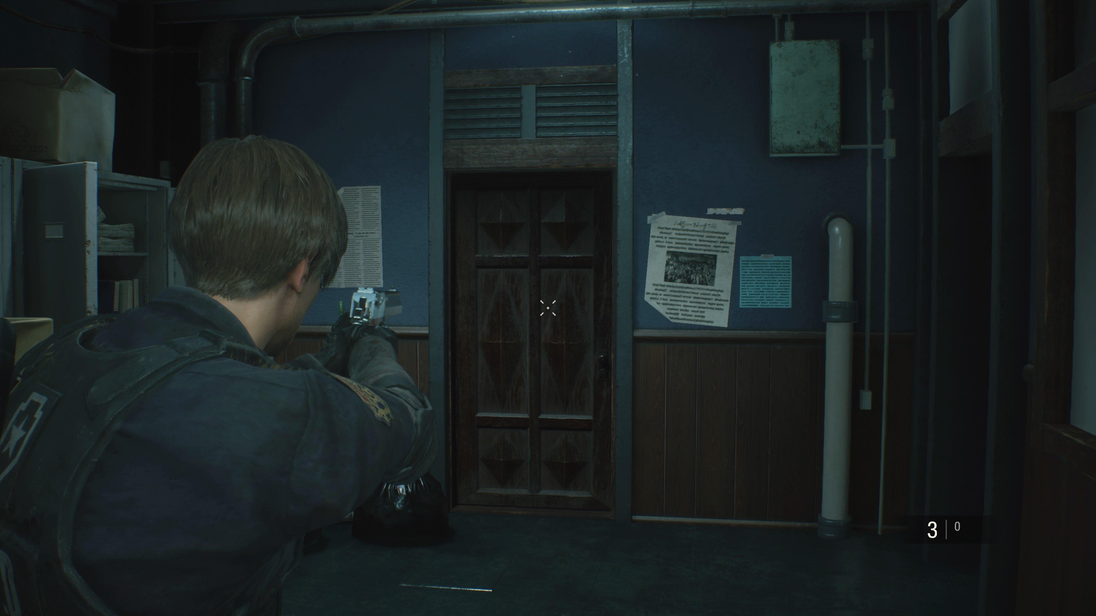 Lightning Hawk Magnum unlock guide for Resident Evil 2