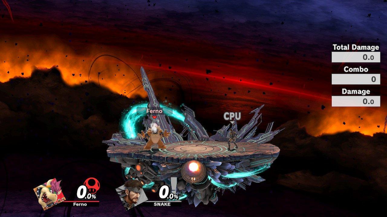 Final Destination Stage Tier List Super Smash Bros Ultimate