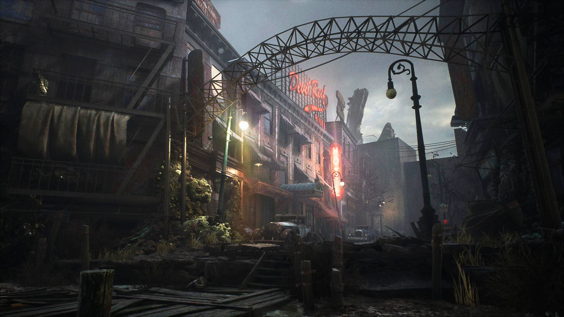The Sinking City will be available on PC in March of 2019.