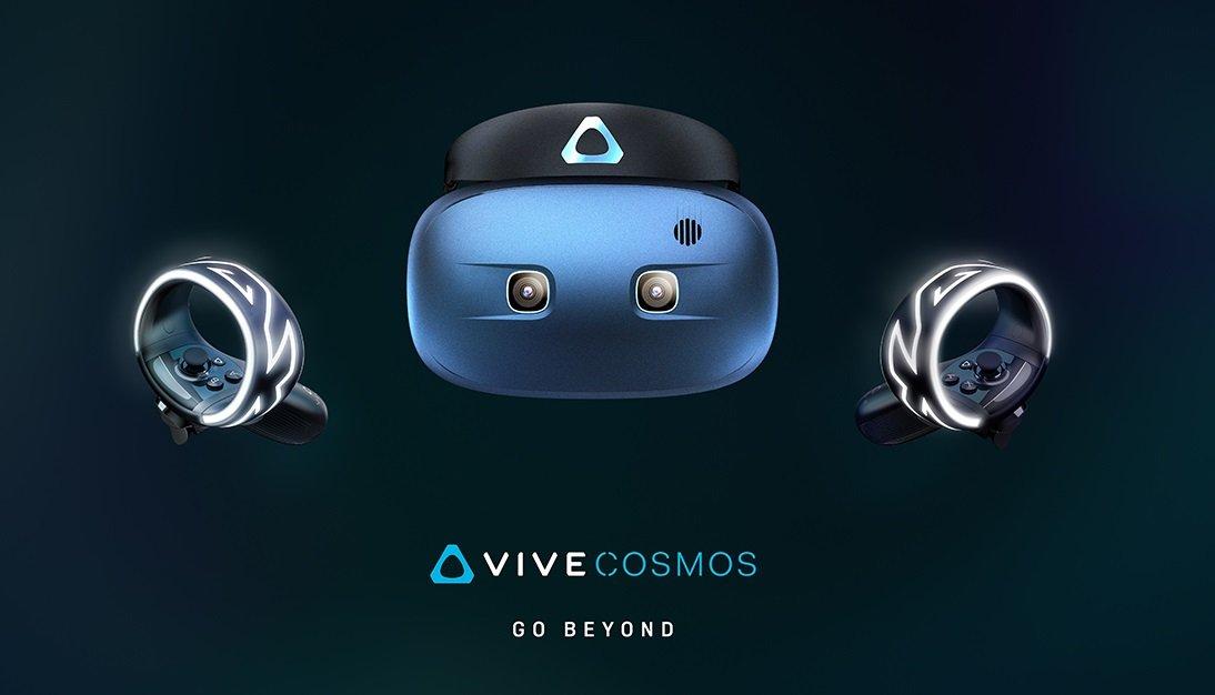 HTC Vive Pro Cosmos