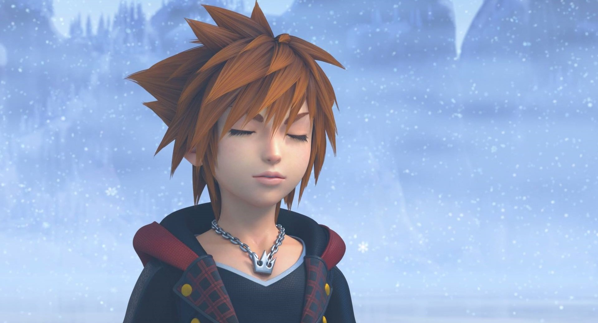Arendelle Lucky Emblems in Kingdom Hearts 3