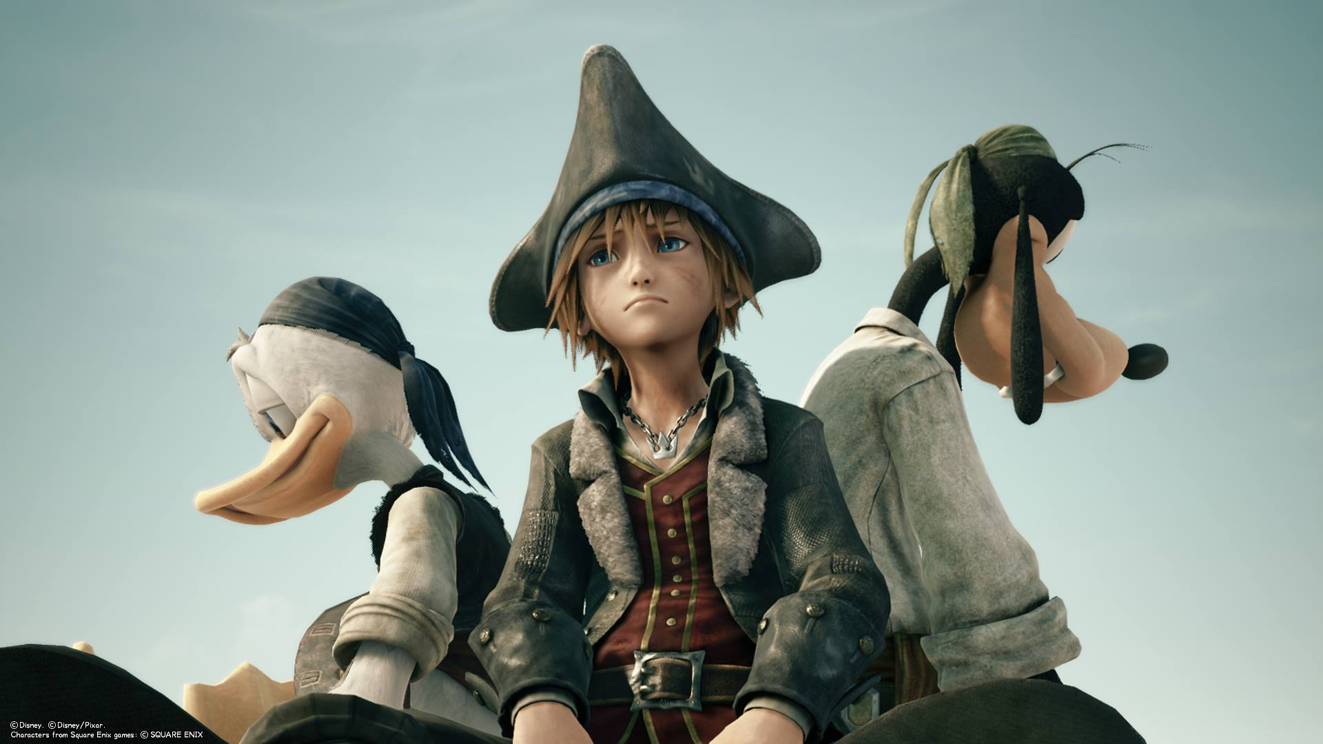 Our #2 pick is the Caribbean world in Kingdom Hearts 3.