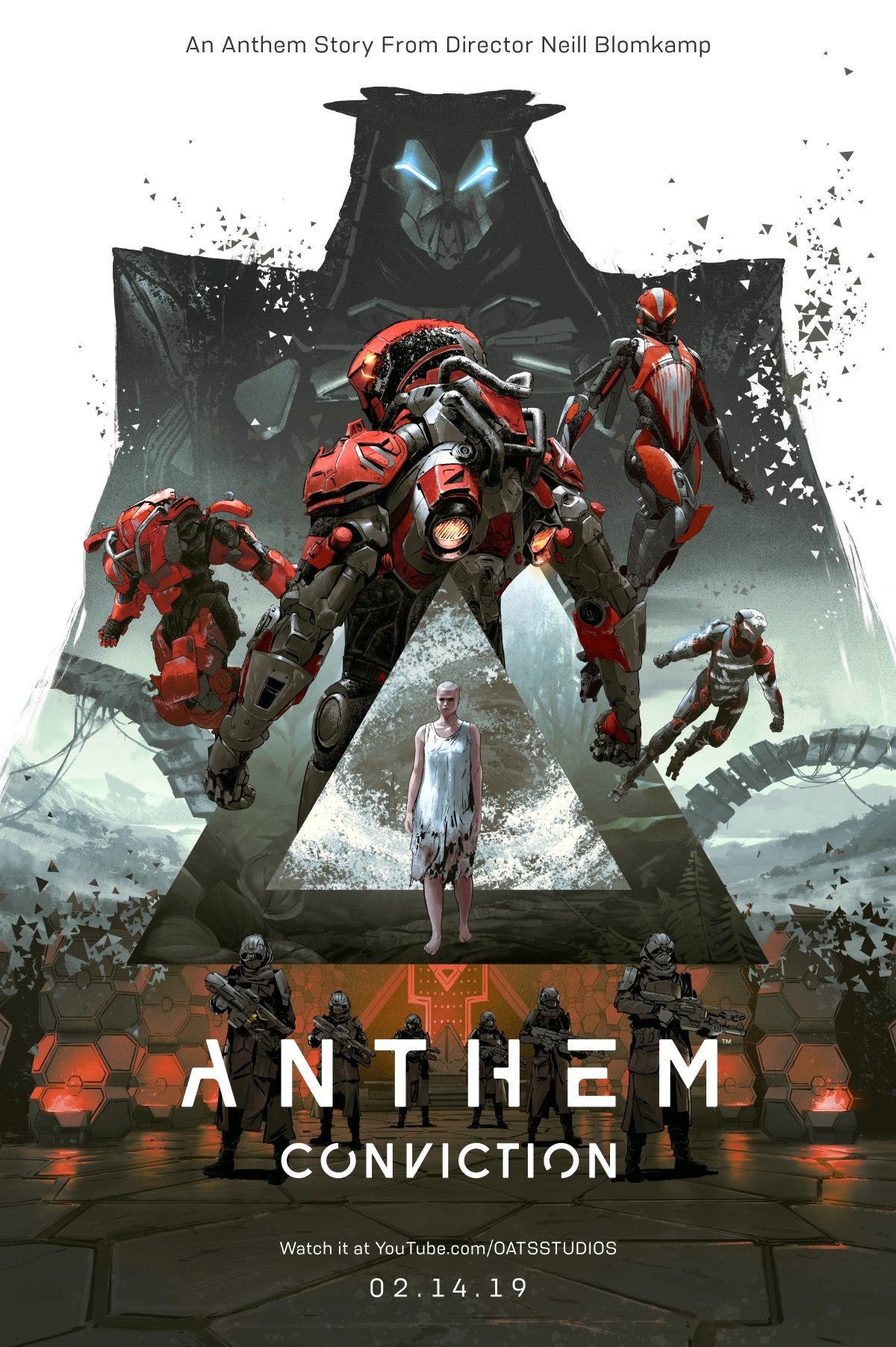 Anthem: Conviction live-action-short