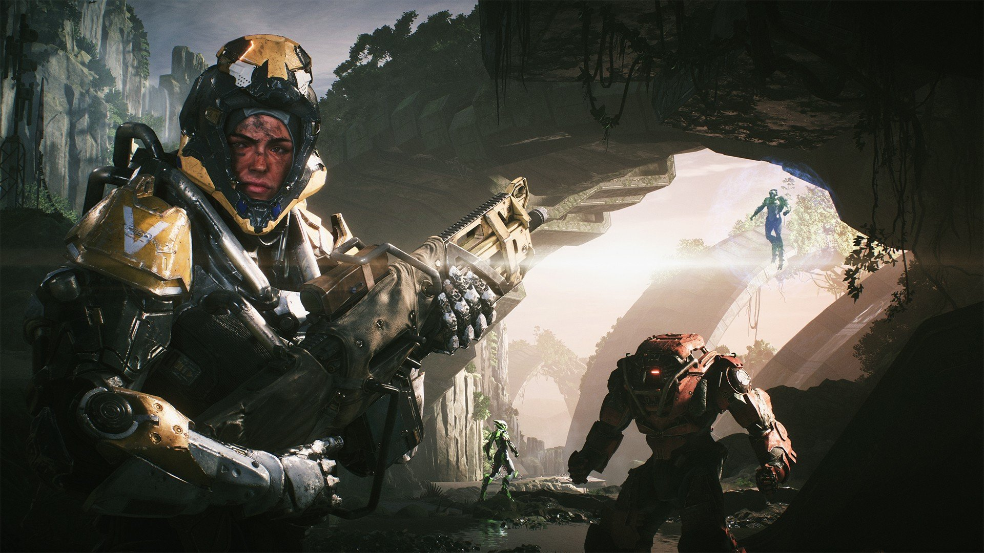 It will take you between 10 and 15 hours to complete all 21 story missions in Anthem.